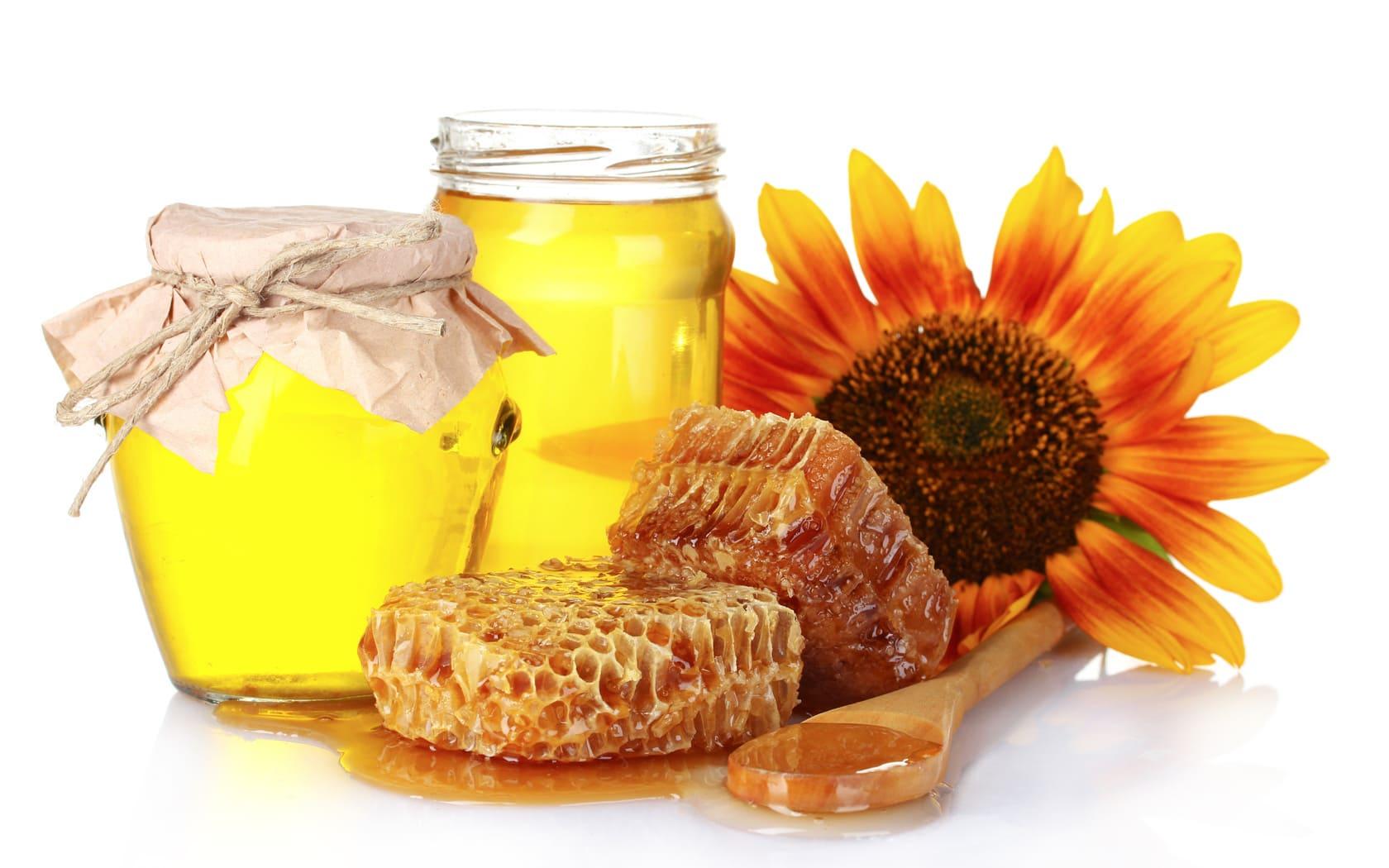 honey-in-jars